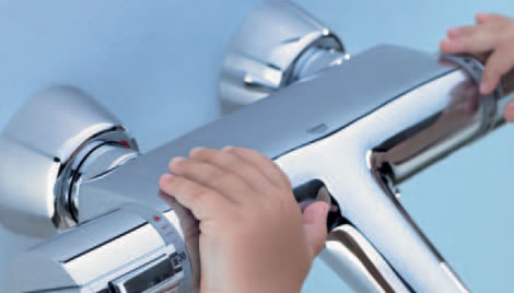 Grohe - cool touch