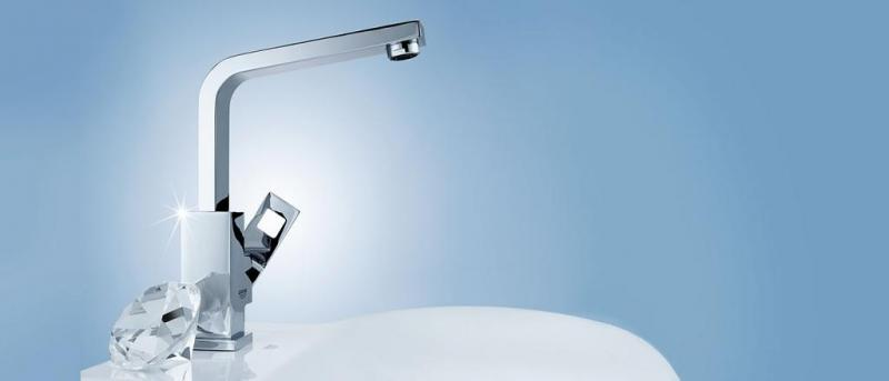 Технология GROHE StarLight